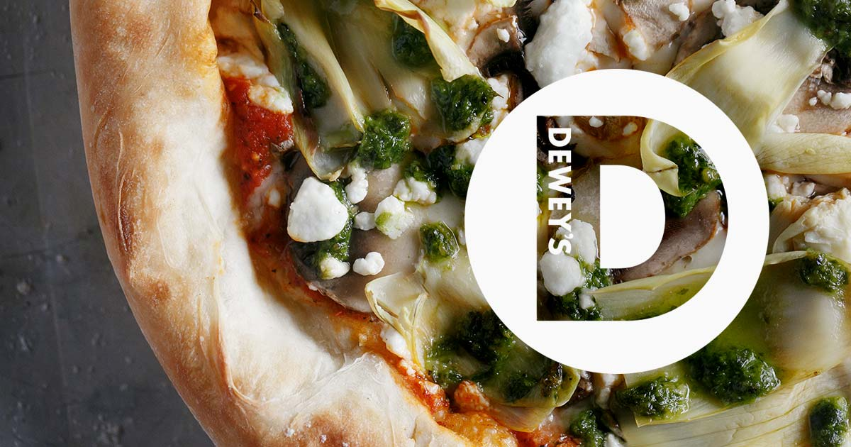 Deweys Pizza