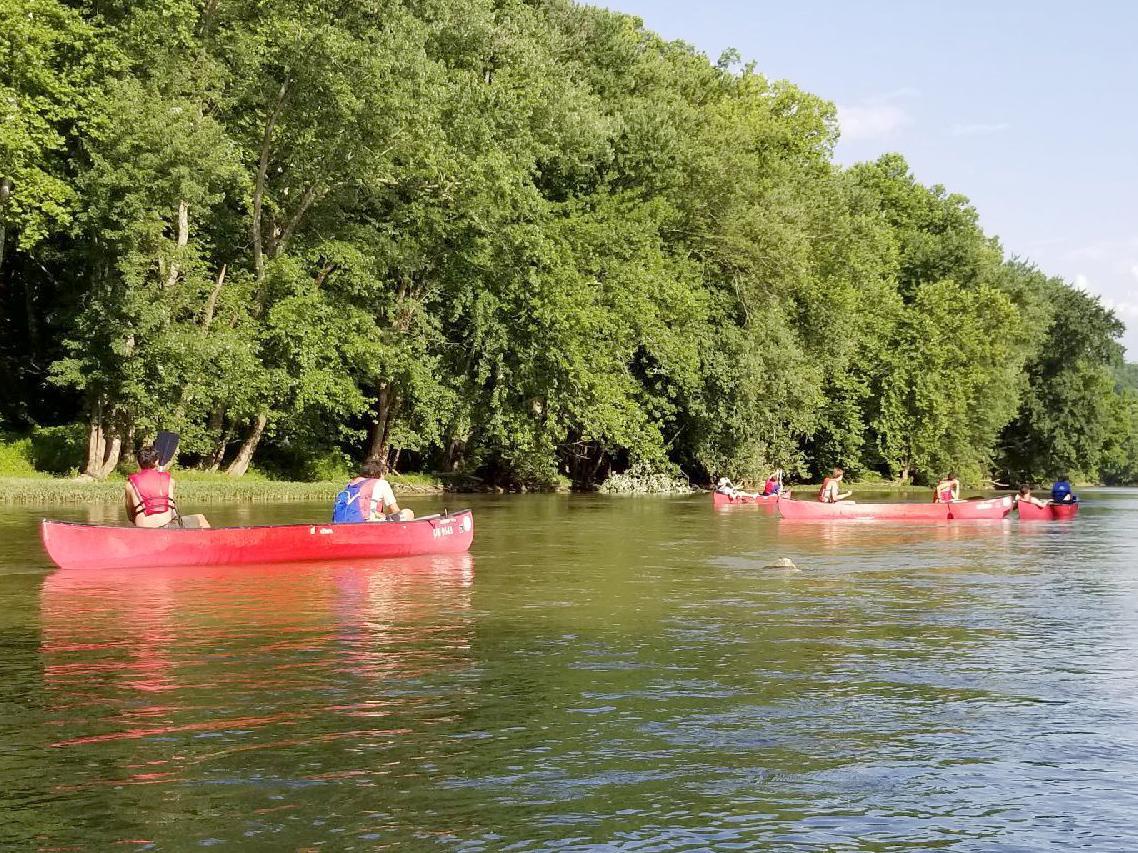 Canoe Lake Camp Friedlander