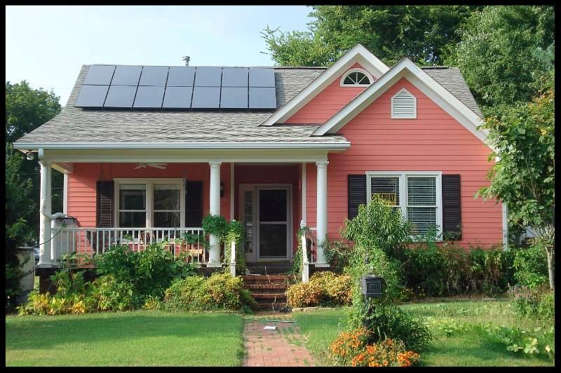 LightWave Solar installation