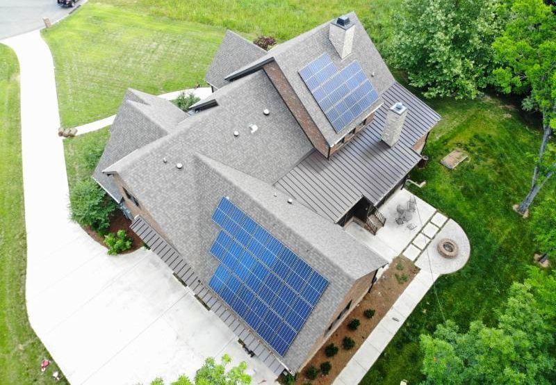 LightWave Solar installs residential solar in Brentwood TN