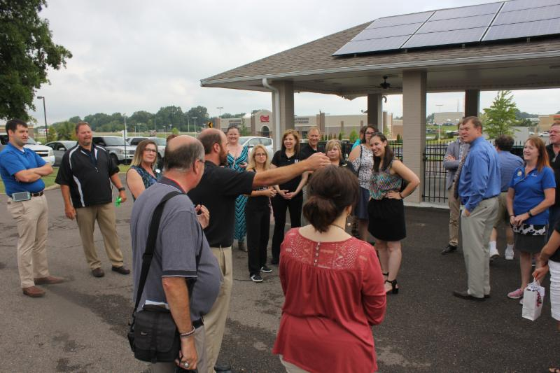 Southaven Mississippi Solar Workshop