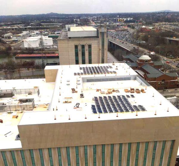 Municipal Solar in Nashville Tennessee