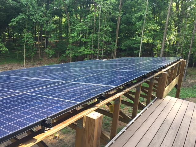 residential solar panels in Kentucky