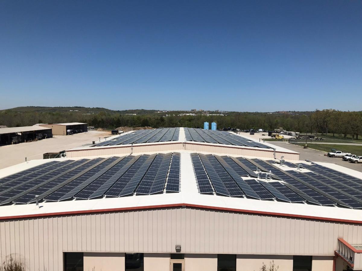 Solar for Washington County in Arkansas