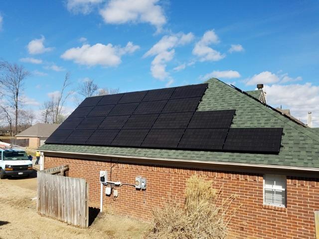 Residential Solar in Oakland, TN