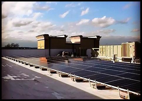 Wilson Bank and Trust solar installation