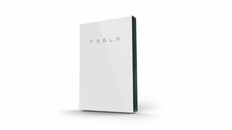 LightWave Solar installs Tesla Powerwalls