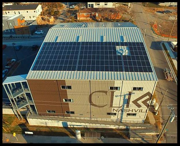 Climb Nashville Solar