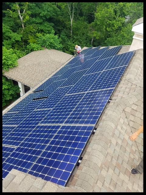 Residential Solar Nashville