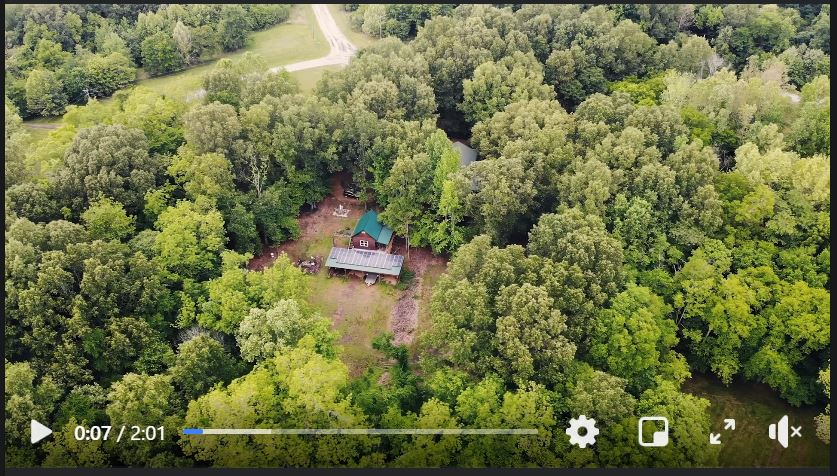 Video of solar and battery installation in Cadiz KY