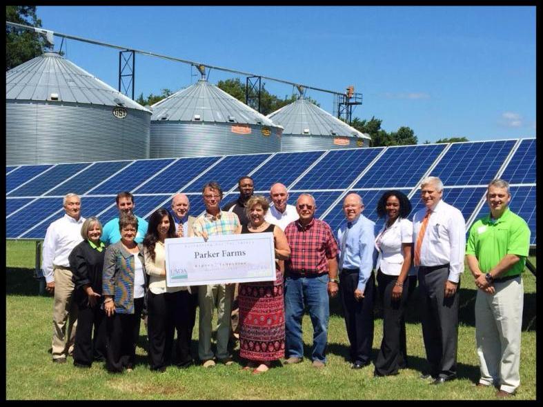 Parker Farms solar