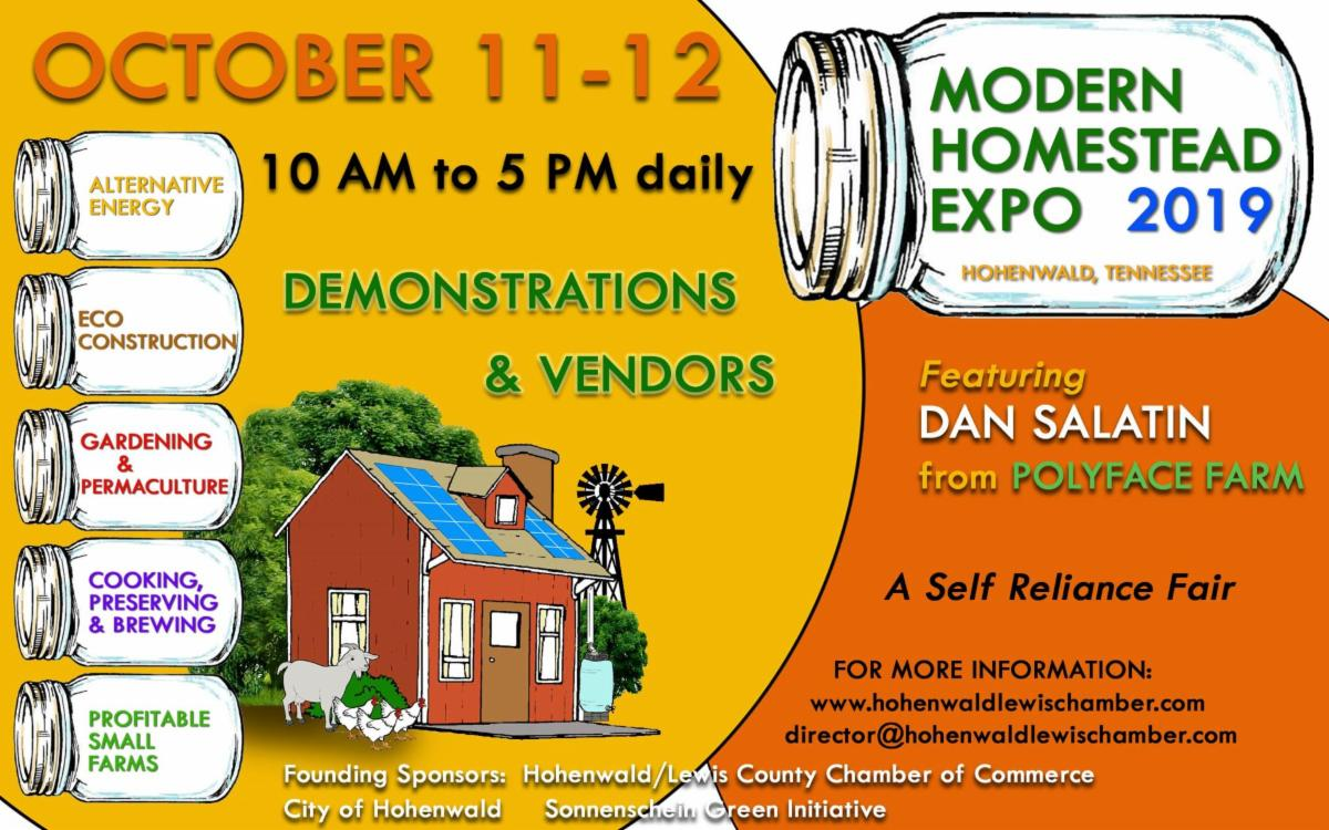 LightWave Solar will be at the 2019 Modern Homestead Expo