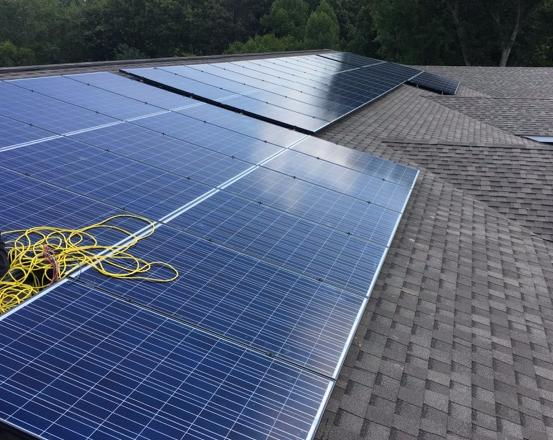 Commercial Solar Installation in Cookeville, TN
