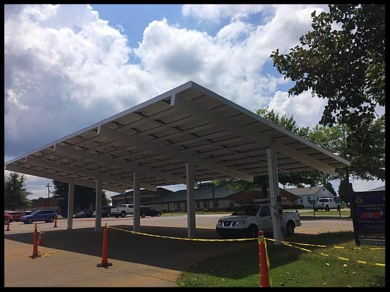 Smyrna National Guard Solar