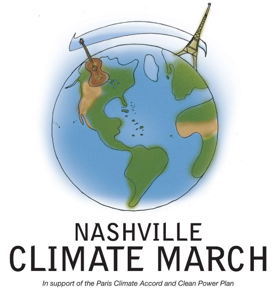Nashville Climate March
