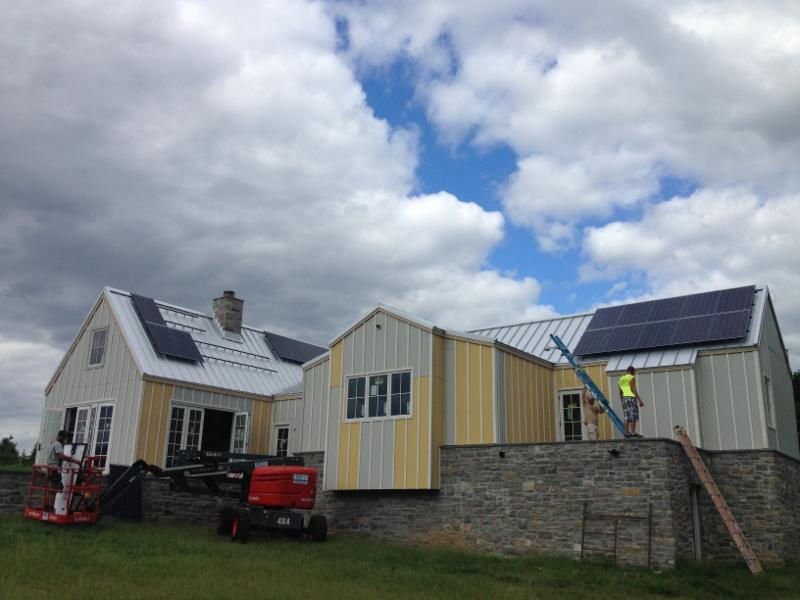 Residential Solar System in College Grove_ TN