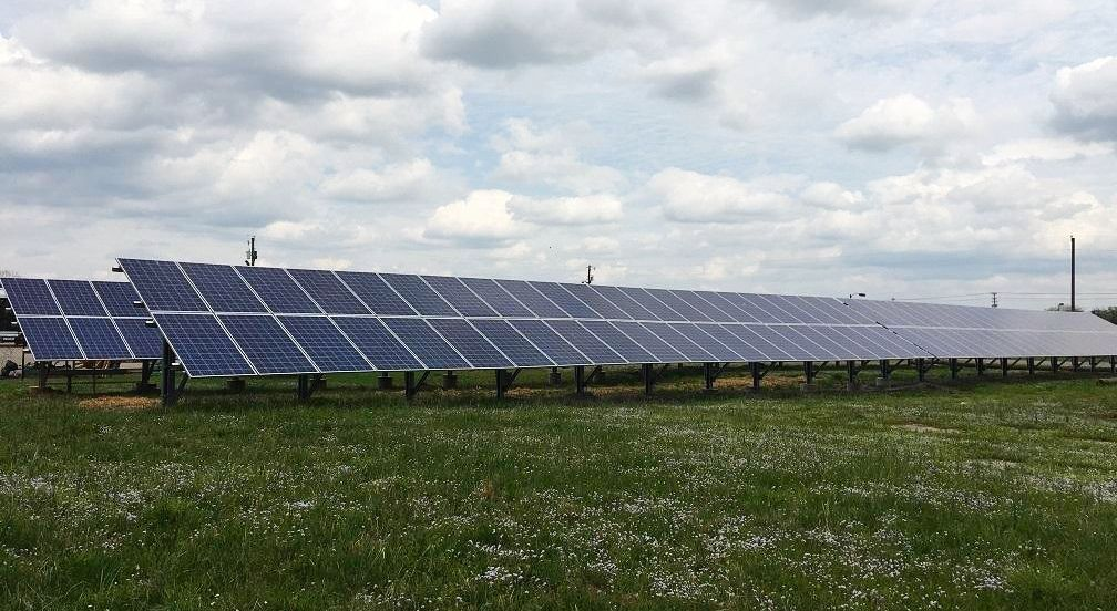 Solar microgrid at Middle Tennessee Electric