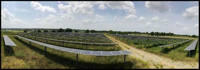 Solar Operations and Maintenance at Agricenter