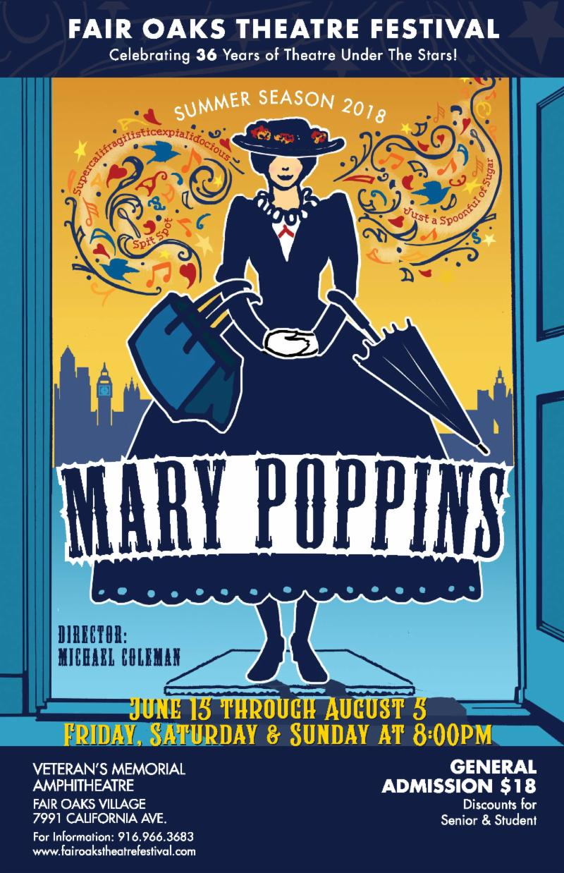 Mary Poppins Musical FOTF