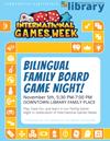 Bilingual Family Games