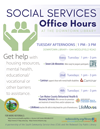Social Services Office Hours