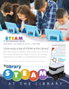 STEAM at the Library