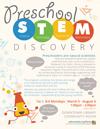 Preschool STEM Discovery