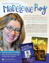 Author Chat with Madeleine Roy