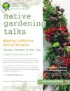 CNPS Native Wreaths