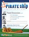 Pirate Ship Panel Discussion