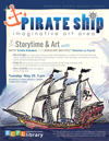 Pirate Ship Storytime & Art
