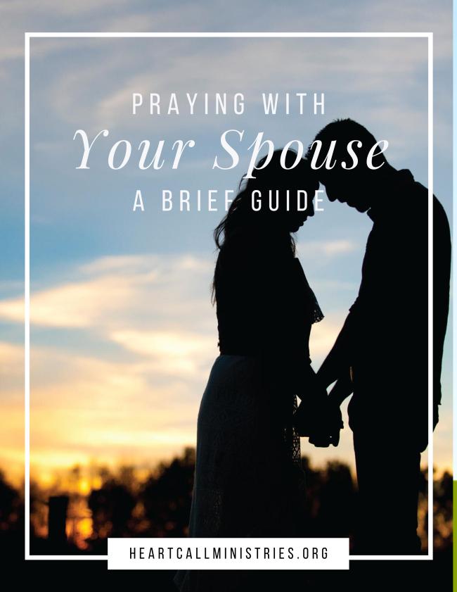 Couple's Prayer Guide