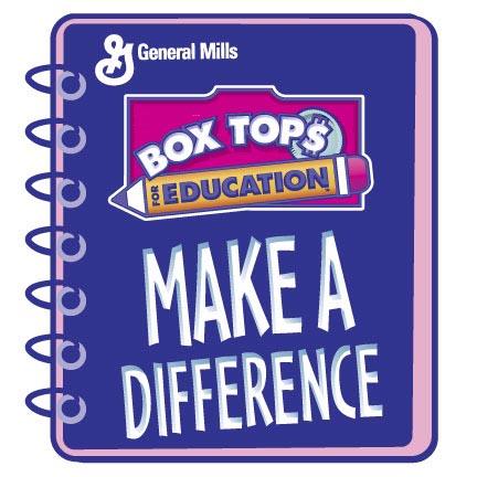 Box Tops Notebook