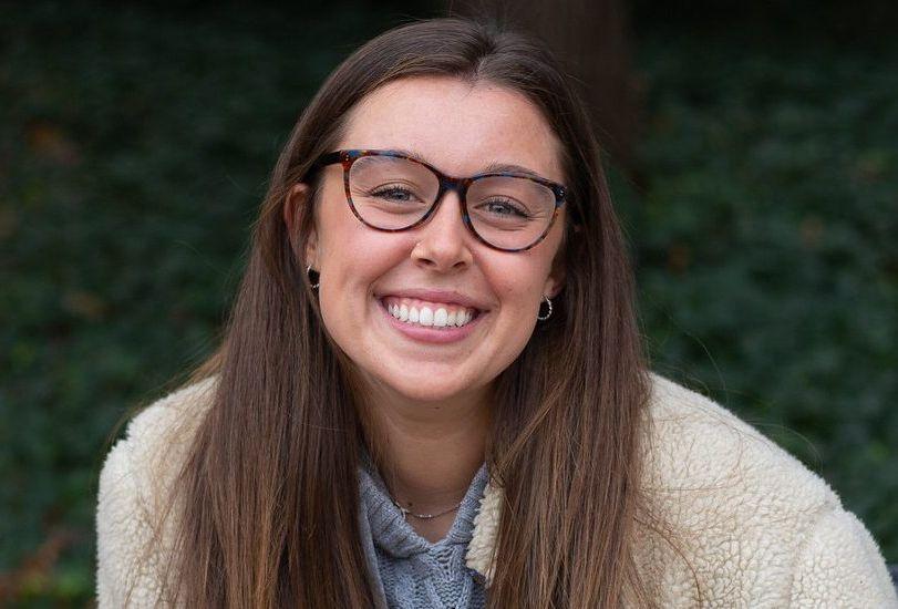 Rowan University student Roxy Urso