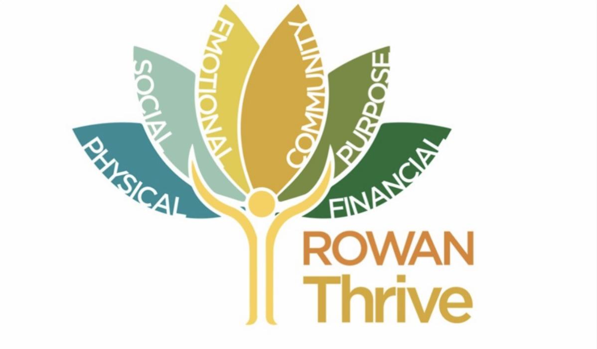 Rowan Thrive: Physical, Social, Emotional, Community, Purpose, Financial
