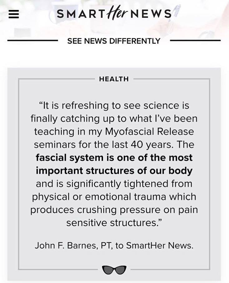 The Father Of Myofascial Release