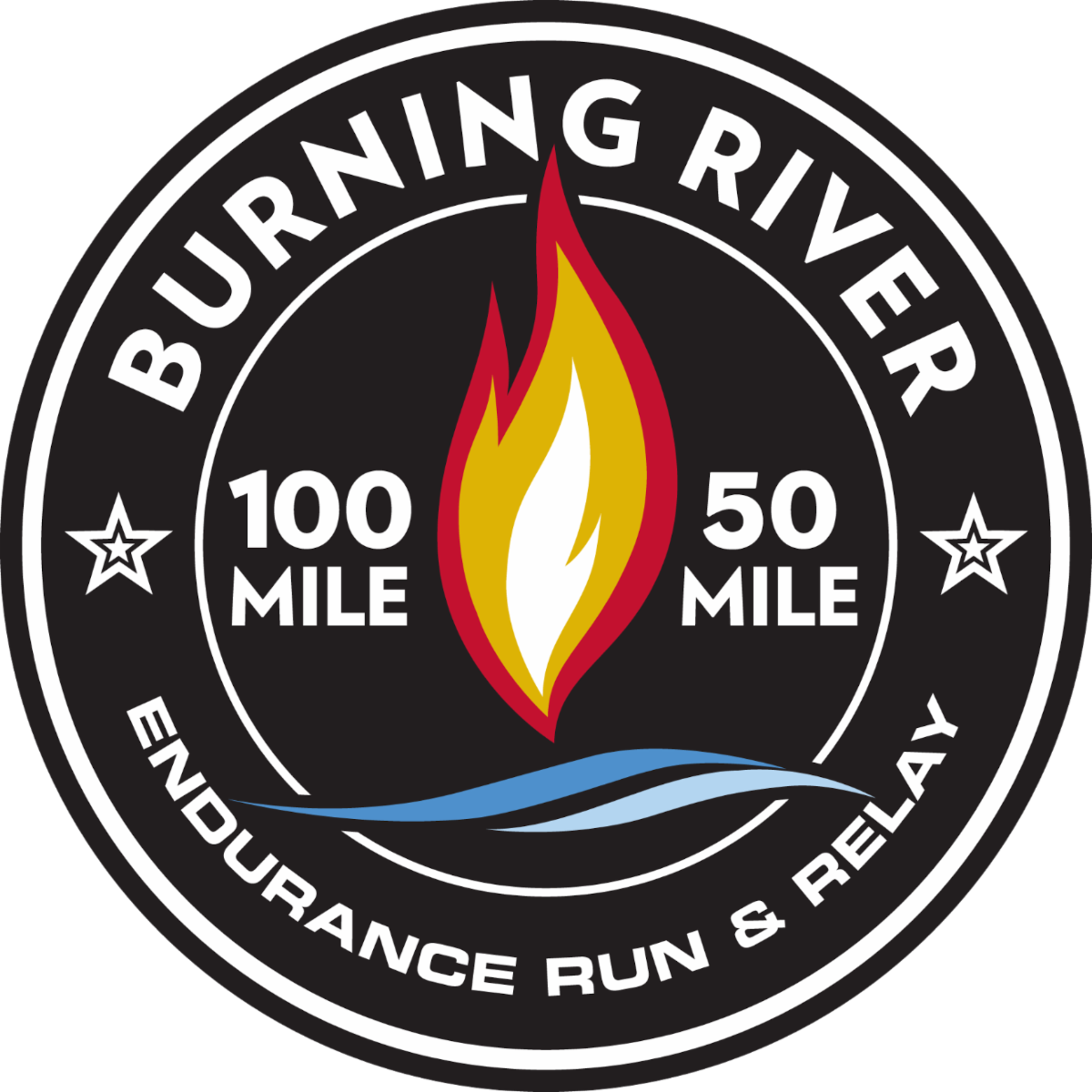 Burning River logo