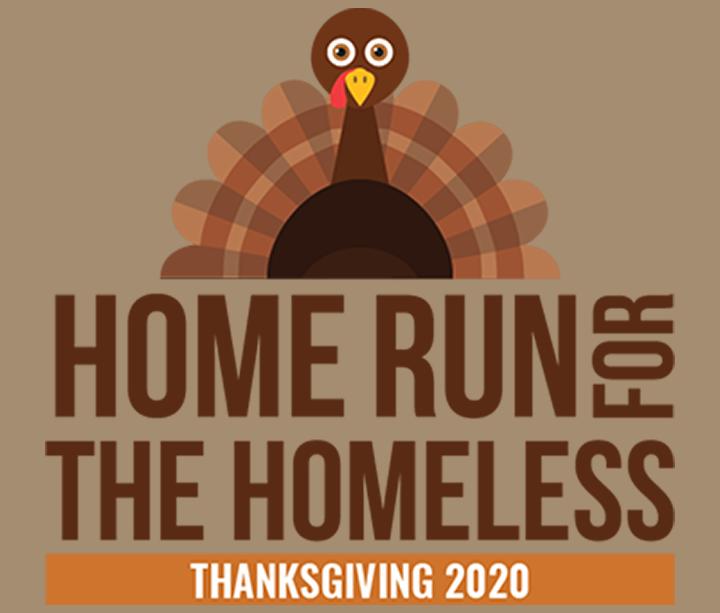 2020 Home Run for the Homeless Logo