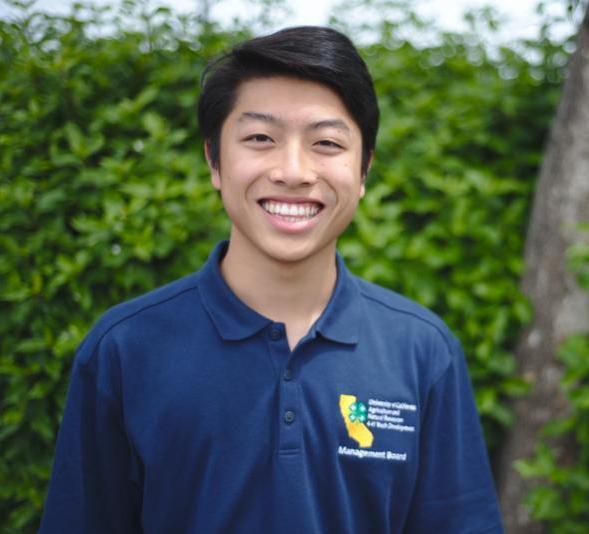 Ethan Ho-Area Director