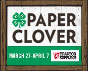 Spring2019-TSC Paper Clover