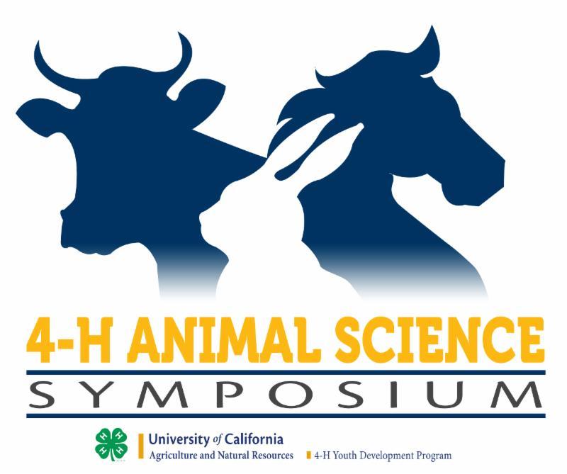 Animal Science Symposium logo