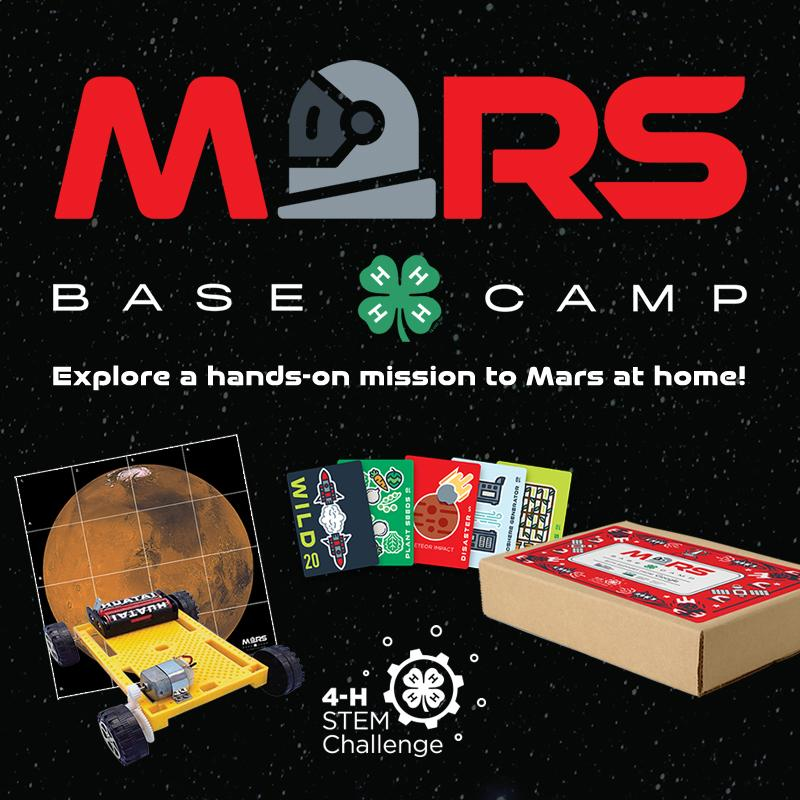 Mars Base Camp kit
