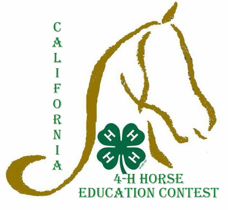 4-H Horse Education Contest