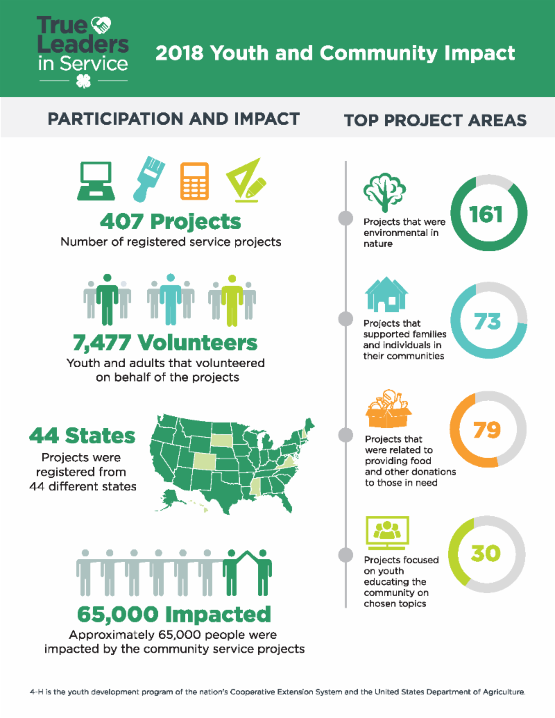 2018 Youth and Community Impact