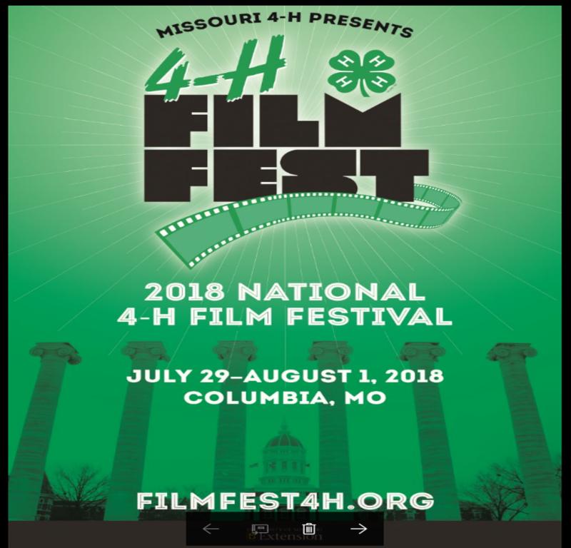 4-H Film Fest 2018