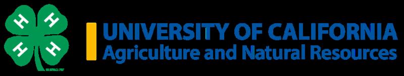 4-H UC ANR logo