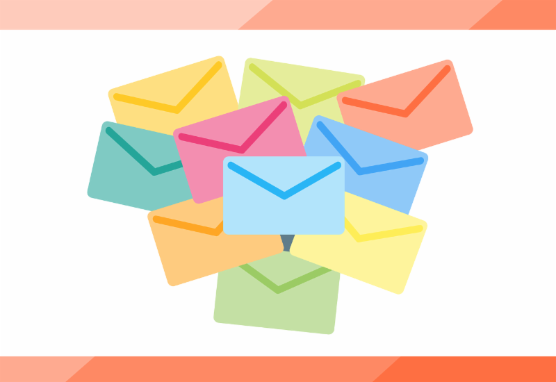 Email lists image