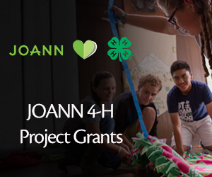 JOANN 4-H Project Grants