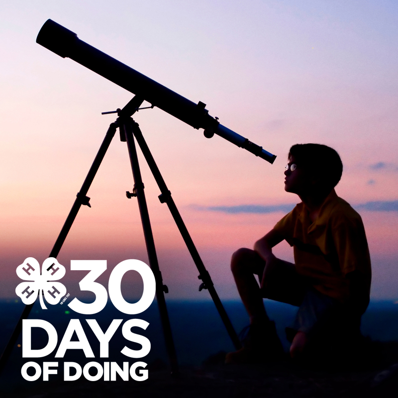 30 days of doing