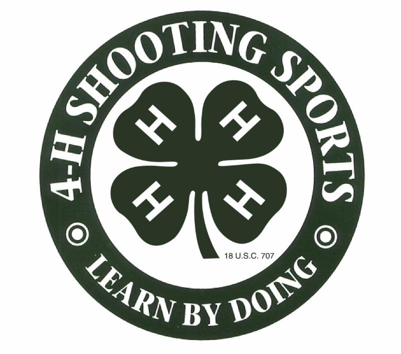 4-H Shooting Sports logo